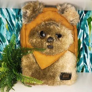 Handbags - Star Wars Lounge Fly Ewok Backpack